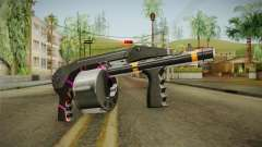 BREAKOUT Weapon 2 for GTA San Andreas