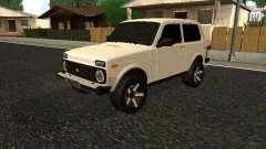 Niva 2121 Armenian for GTA San Andreas