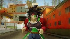 Dragon Ball Xenoverse - Bardock SSJ4 for GTA San Andreas