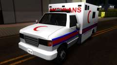 Ambulance Malaysia for GTA San Andreas