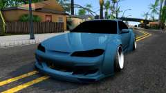 Nissan Silvia S15 326 Rocket Bunny for GTA San Andreas