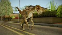 Primal Carnage Velociraptor Classic for GTA San Andreas
