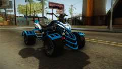 GTA 5 Nagasaki Street Blazer v1 for GTA San Andreas