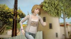 Life Is Strange - Max Caulfield Oregon v2 for GTA San Andreas