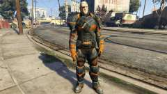 Deathstroke 1.1 for GTA 5