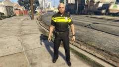 Politie PED Skin