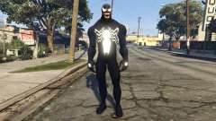 Venom 1.1 for GTA 5