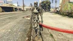 Terminator T-800 for GTA 5