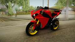 Yamaha R1 2014 for GTA San Andreas