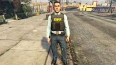 SIPA POLICE for GTA 5