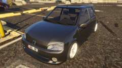 Peugeot 106 for GTA 5