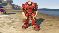 Bigger HulkBuster for GTA 5