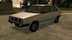 Volkswagen Golf 2 GTI for GTA San Andreas