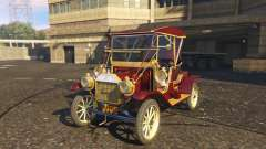 Ford T 12 model 1 for GTA 5