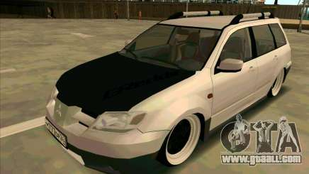 Mitsubishi Outlander Greddy for GTA San Andreas