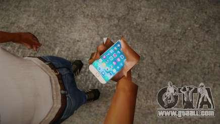 iPhone 7 Plus for GTA San Andreas