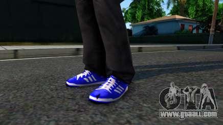 Adidas Forum MID Purple for GTA San Andreas