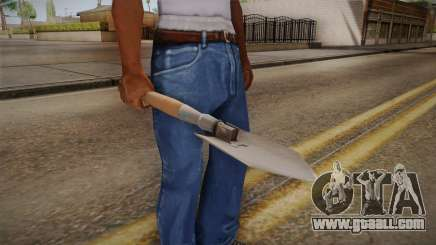 Team Fortress 2 Shovel for GTA San Andreas