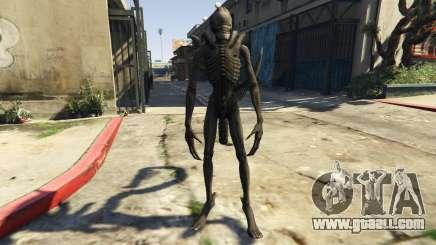 Alien for GTA 5
