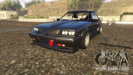 Nissan Skyline RS-X R30 for GTA 5