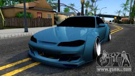 Nissan Silvia S15 326 Rocket Bunny for GTA San Andreas
