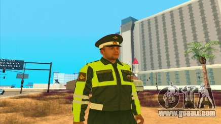 Officer VAI for GTA San Andreas