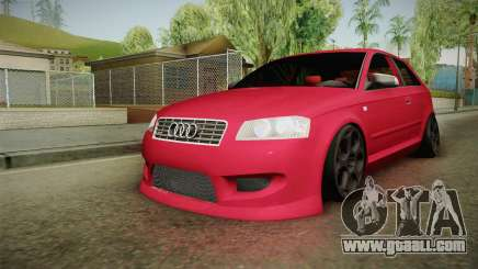 Audi A3-TR for GTA San Andreas