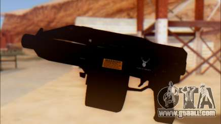 GTA 5 Shrewsbury Sweeper Shotgun for GTA San Andreas