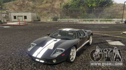 Ford GT 2005 for GTA 5