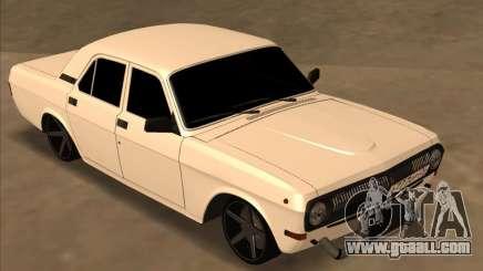 GAZ-24 DRIFT for GTA San Andreas