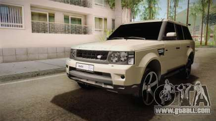 Land Rover Range Rover 2015 Sport for GTA San Andreas
