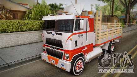 Ford 9000 for GTA San Andreas