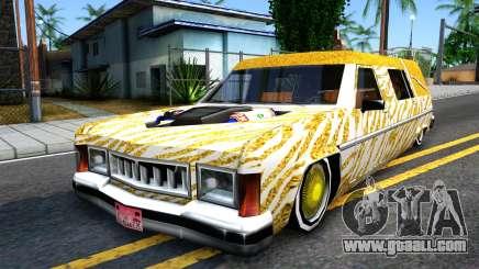 LoW RiDeR RoMeR0 for GTA San Andreas