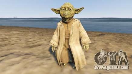 Star Wars Yoda for GTA 5