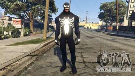 Venom 1.1 for GTA 5