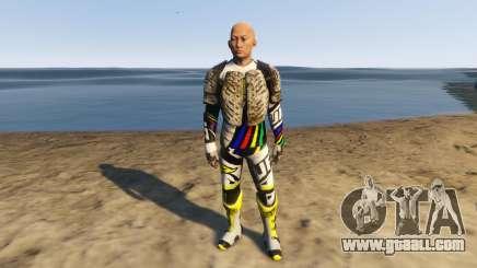 Desalle 25 (Motox Ped) for GTA 5