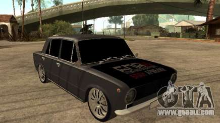 VAZ 2101 BPAN Agmap for GTA San Andreas