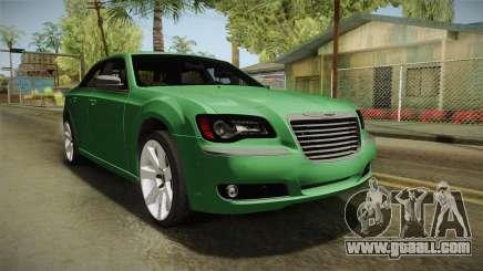 Chrysler 300C 2012 for GTA San Andreas