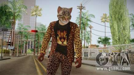 GTA Online Hipster Feline for GTA San Andreas