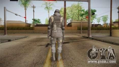 CoD 4: MW Remastered SAS v1 for GTA San Andreas third screenshot
