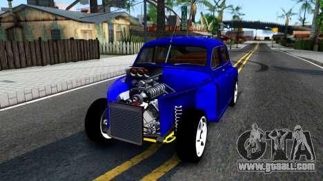 GAZ M20 Pobeda for GTA San Andreas