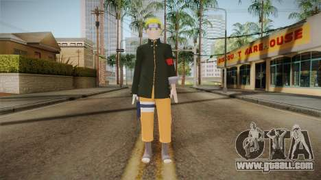 NUNS4 - Naruto The Last for GTA San Andreas second screenshot