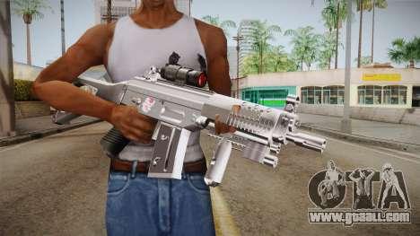 M4 No.1 for GTA San Andreas third screenshot