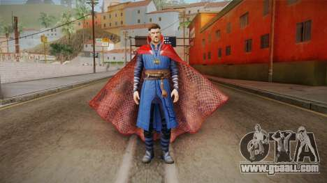 Marvel Heroes - Doctor Strange UCM for GTA San Andreas second screenshot