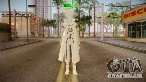 Minato Edo Tensei Kyuubi Chakra Mode for GTA San Andreas second screenshot
