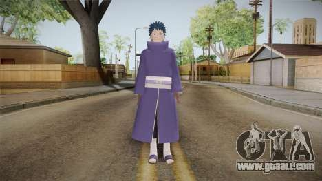 NUNS4 - Obito War Without Mask for GTA San Andreas second screenshot