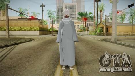 NUNS4 - Kakashi Hokage Normal Eyes for GTA San Andreas