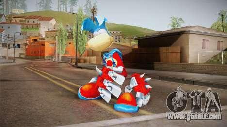 Rayman 3 HMF for GTA San Andreas