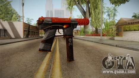 Vindi Halloween Weapon 10 for GTA San Andreas second screenshot