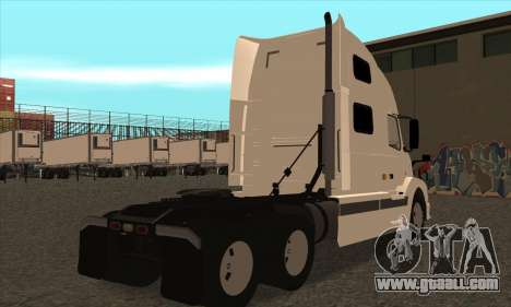 VOLVO VNL 780 for GTA San Andreas right view